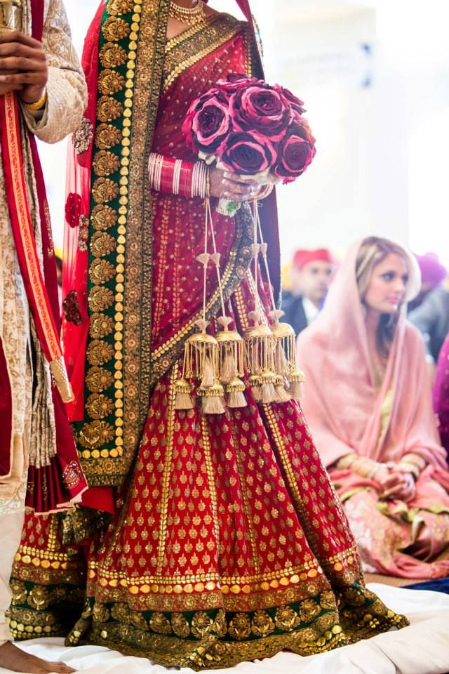 Wedding Lehenga Color