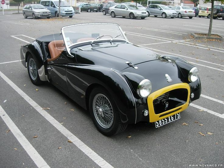 1957 Cars Restored Or Wallpapers 1000 Images About Triumph Tr3 On Pinterest Blue