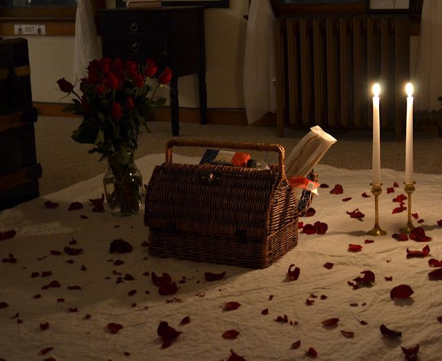 Romantic Indoor Picnic Romantic Date Ideas Pinterest