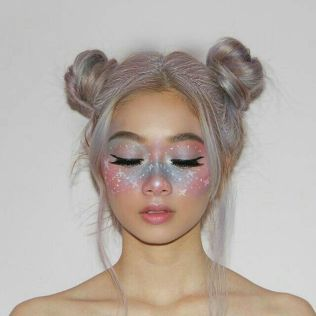 Image result for unicorn makeup