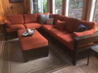 diy outdoor sectional from 2x4s!!! | Outdoor Furniture ...