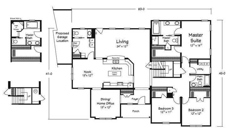 17 Best ideas about Custom Modular Homes on Pinterest