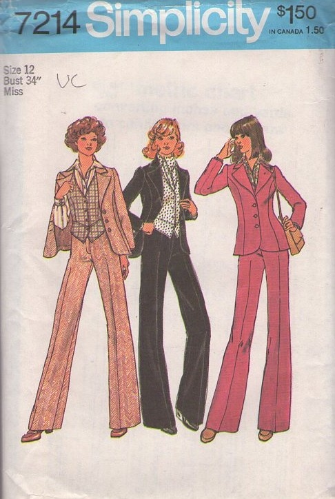 pantsuits as feminist fashion history