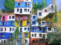 wien sehenswürdigkeiten hundertwasserhaus - Google-Suche ...