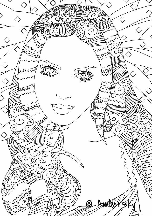 1000+ images about Coloring pages & drawings on Pinterest