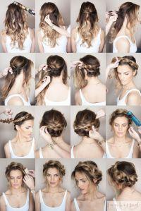 25+ Best Ideas about Crown Braids on Pinterest | Braid ...