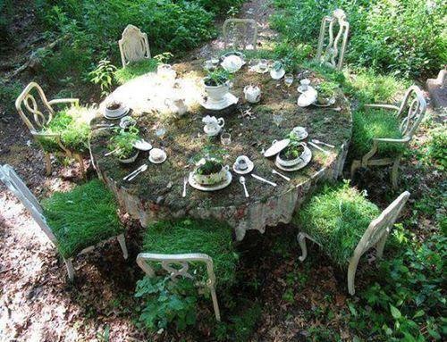 118 Best Images About Alice In Wonderland Garden On Pinterest