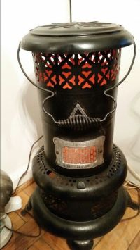 219 best images about Vintage Oil Heaters on Pinterest ...