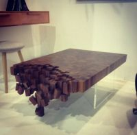 Best 25+ Wood table design ideas on Pinterest