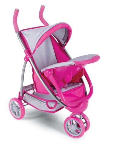 39995999 Baby 2 in 1 Doll Stroller with Infantcar