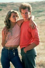 80s footloose fashion and hair