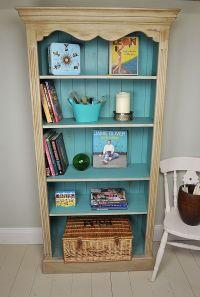 25+ best Shabby chic bookcase ideas on Pinterest | Shabby ...