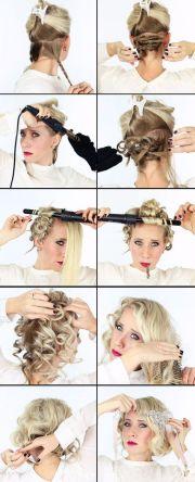 ideas 1920s hair