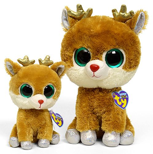 Alpine Beanie Boos In Regular And Medium Sizes Dec TY