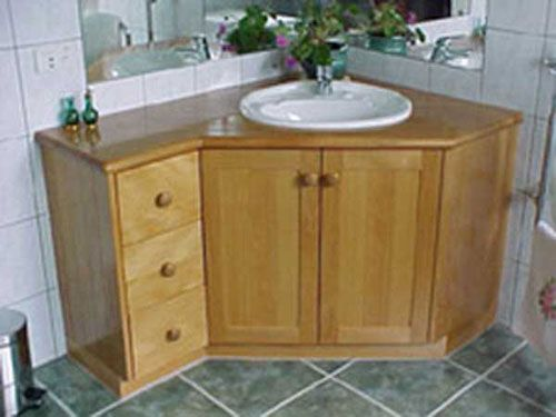 25 best ideas about Corner Sink Bathroom on Pinterest  Tiny bathrooms Small corner cabinet