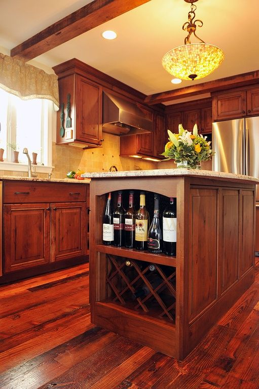 how to build a kitchen island with breakfast bar basics chicken stock 17+ best ideas about built in wine rack on pinterest ...