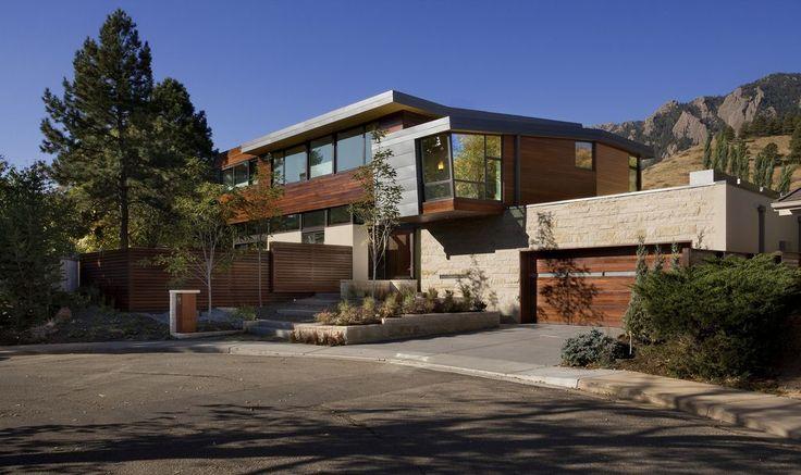 Large Modern Homes Modern Luxury Mountain House