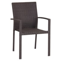 target 60, table 40 Threshold Afton Woven Patio Stacking ...