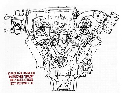 Jaguar S Type V6 Engine Diagram Jaguar S-Type Engine