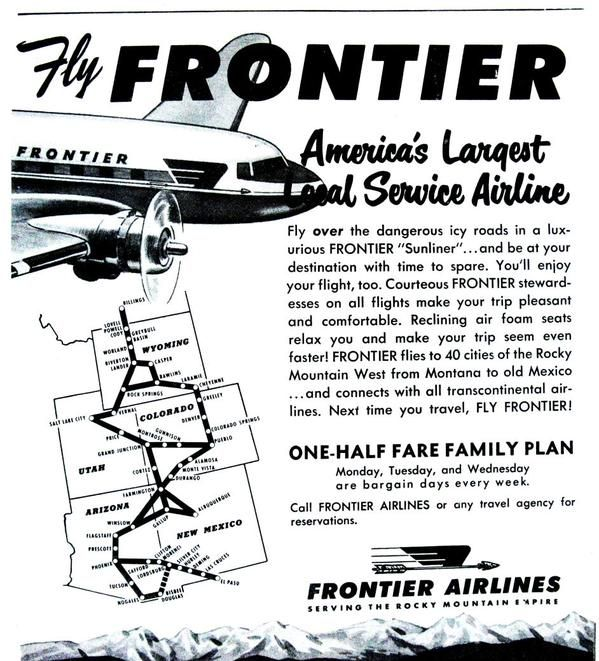 98 best images about Frontier Airlines on Pinterest
