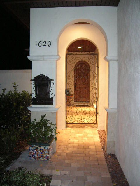 17 Best Images About Courtyard Doors On Pinterest Wooden