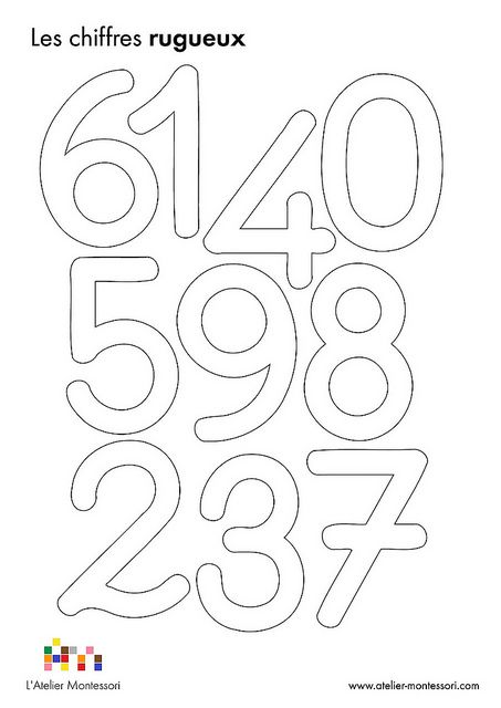 189 best images about Letras y Numeros on Pinterest