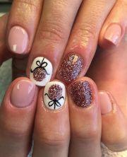 1000 ideas winter nail design