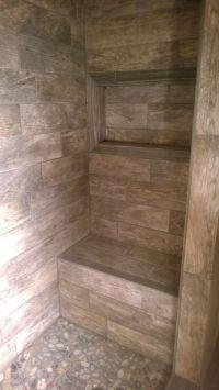 Rustic Bathroom Floor Tiles With Wonderful Images