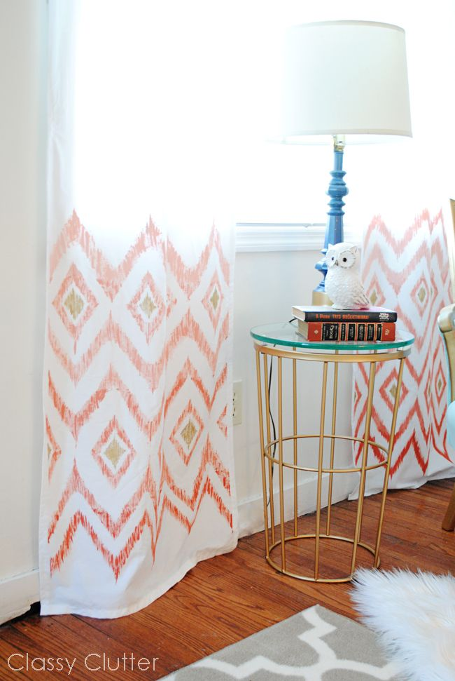 25 Best Ideas About Coral Curtains On Pinterest Peach Curtains