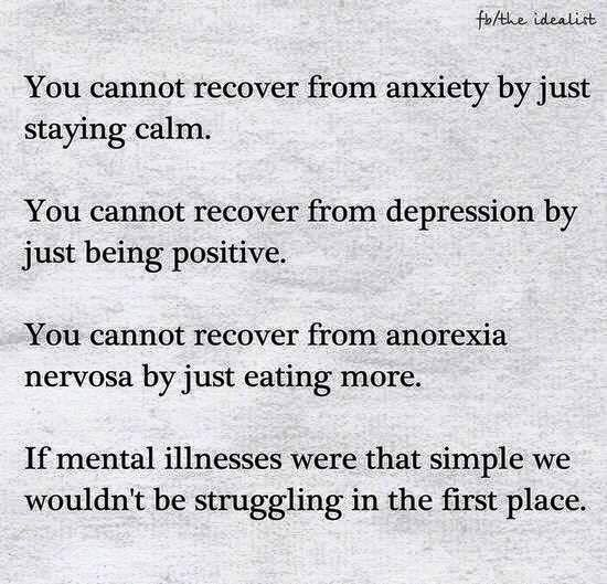 25+ best ideas about Depression Recovery on Pinterest