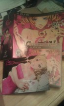My copy of Catherine Love is Over for the PS3