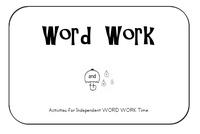 309 best word work ideas images on Pinterest