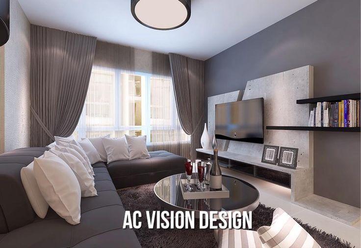 HDB BTO 4 Room 3D Design Ideas Interior Design Singapore