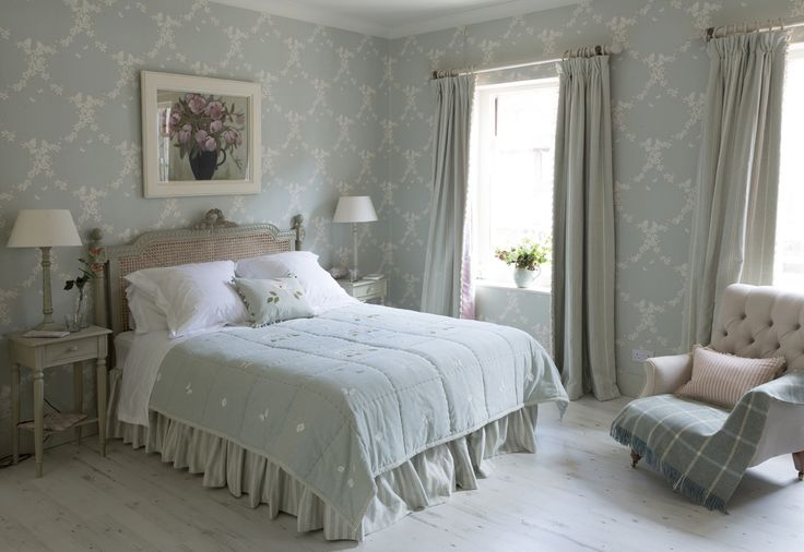 Create A Tranquil Bedroom With Susie Watson Designs