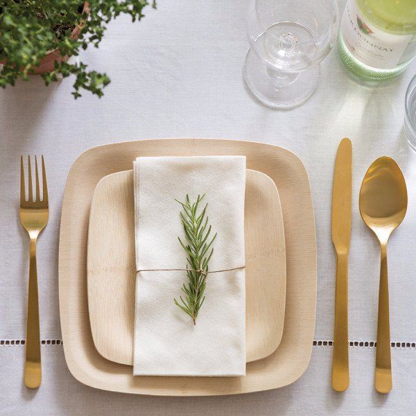 25+ best ideas about Bamboo plates wedding on Pinterest