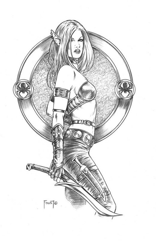 253 best images about Fantasy (Lineart) on Pinterest