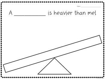 65 best images about Measurement kindergarten on Pinterest