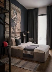 25+ best ideas about Bachelor bedroom on Pinterest
