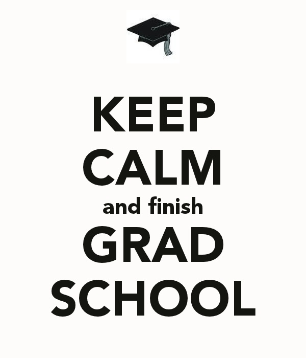 Grad School: B In Grad School