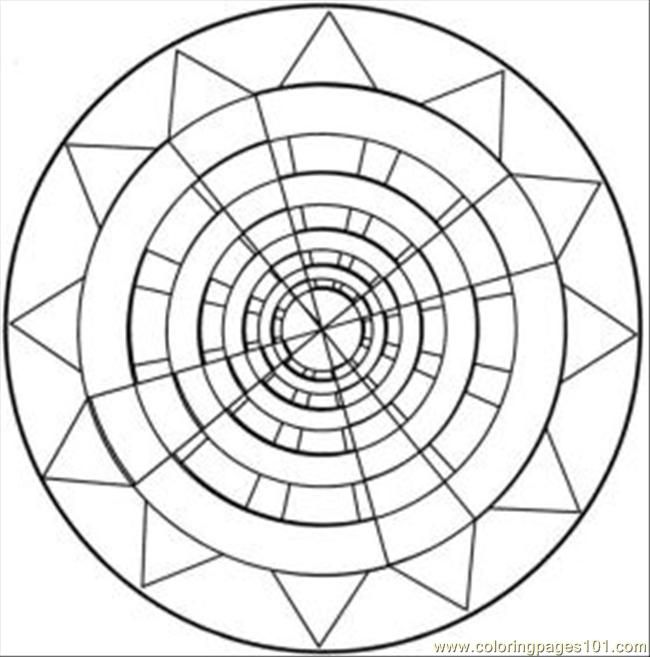 17 Best images about Awesome Shapes Coloring Pages on