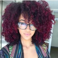 Best 25+ Dyed natural hair ideas on Pinterest