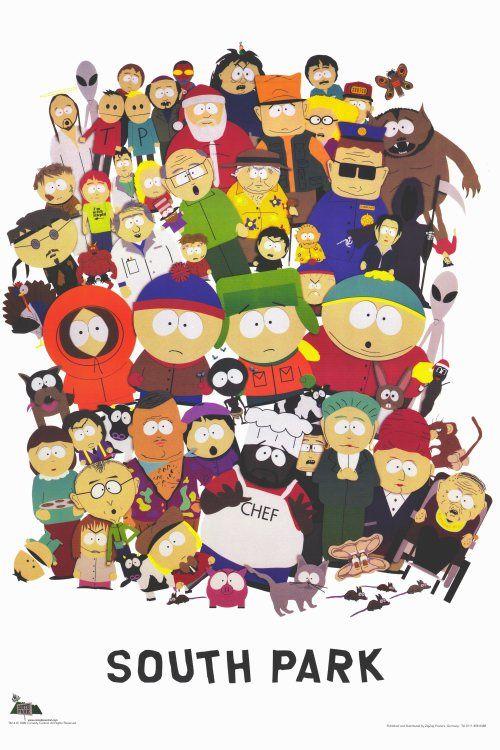 South Park (Season 16)    …BTW, GET YOUR SOUTH PARK APP:  https://play.google.