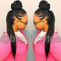 Ghana Hair Cornrows Braids Styles ...