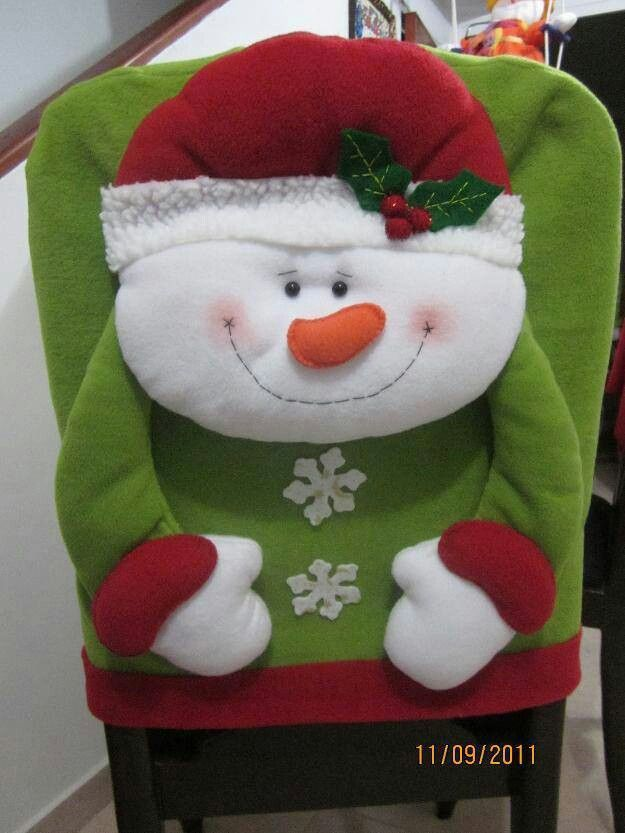 kirklands christmas chair covers office walmart 87 best images about cubresillas cojines y juegos de baño on pinterest | navidad, child ...