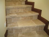 Best 10+ Tile stairs ideas on Pinterest | Stairway, Tiled ...