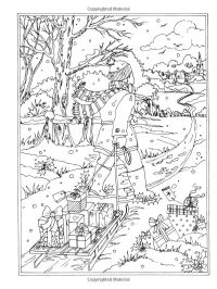 474 best images about Christmas / Coloring Sheets on ...