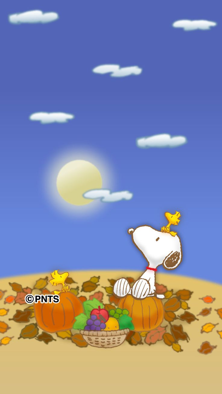 Fall Leaves Live Wallpaper Iphone 91 Best Images About Snoopy Peanuts Fall On Pinterest