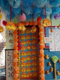 The Lorax door display | PreK - Dr. Seuss | Pinterest ...