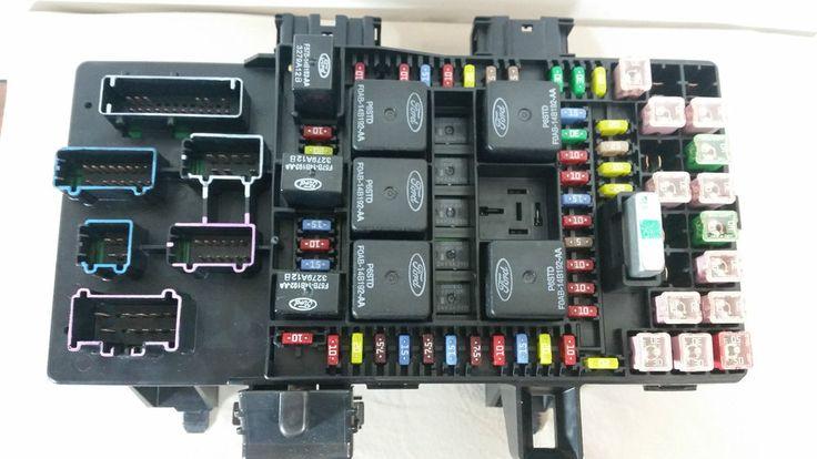 05 F150 Fuse Box