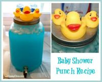 100+ Blue Punch Recipes on Pinterest